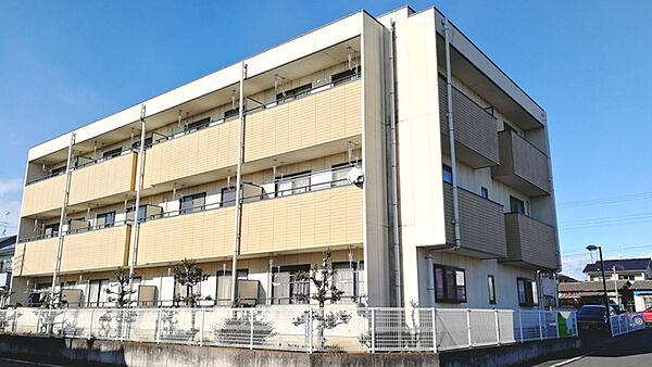 富士見ハイツ[305号室]の外観