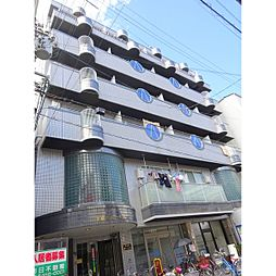 千鳥橋第一ビル[506号室]の外観