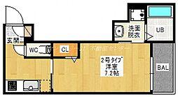 岡山電気軌道清輝橋線 清輝橋駅 徒歩12分の賃貸アパート