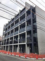 B CITY APARTMENT TACHIKAWA[103号室号室]の外観
