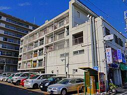 奈良県奈良市大宮町3丁目の賃貸マンションの外観