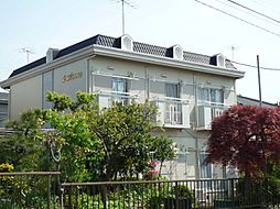 ゴールデンハイツ[1階]の外観