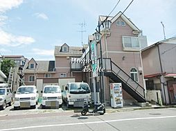 ネオステージ妙蓮寺壱番館[1階]の外観