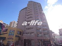 ロイヤルヒル神戸三ノ宮II[201号室]の外観