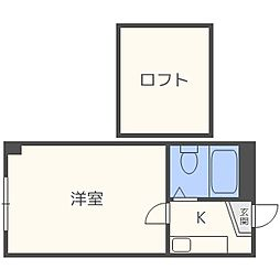 西線11条駅 2.3万円