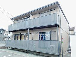 静岡県富士宮市星山の賃貸アパートの外観