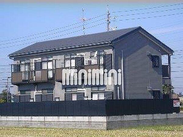 ベルウッドハイムII 2階の賃貸【愛知県 / 北名古屋市】