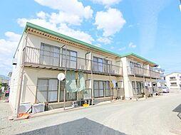 長野県長野市差出南2丁目の賃貸アパートの外観