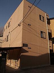 早川コーポIII[2階]の外観
