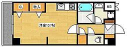 Palazzo Hashimoto Quinto[702号室]の間取り