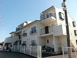 フォレストコート中尾台A・B棟[1階]の外観