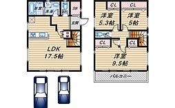 上野東2丁目戸建東棟