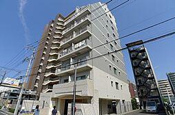 千葉県流山市南流山4の賃貸マンションの外観