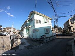 東武伊勢崎線 草加駅 バス12分 峯下車 徒歩8分の賃貸テラスハウス
