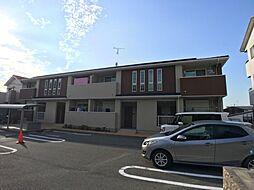 大阪府和泉市寺門町1の賃貸アパートの外観
