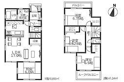 JR藤森駅 3,190万円