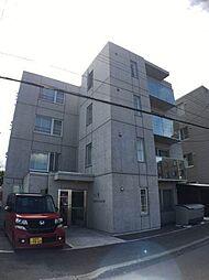 北海道札幌市西区西町南11丁目の賃貸マンションの外観