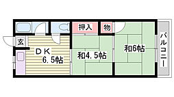 西舞子駅 2.5万円