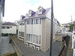 ベルピア北松戸1-1[2階]の外観