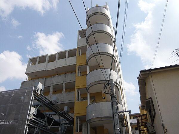 グランコートB棟[6階]の外観