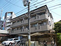 京都府京都市伏見区深草西浦町3丁目の賃貸アパートの外観