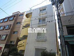 マンション亜南[3階]の外観