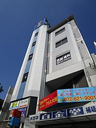 アーカスデイズ茨木[3階]の外観