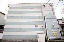 広島県福山市箕島町の賃貸アパートの外観