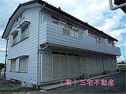 クリーンハイツ柳沢 A[202号室号室]の外観