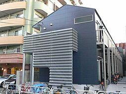 フローラ3[1階]の外観