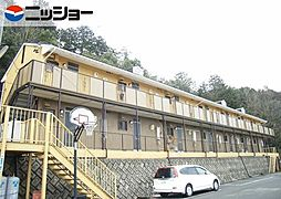 ヒルトップ山田[2階]の外観