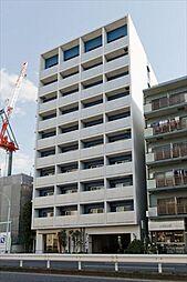 東京都新宿区下落合1の賃貸マンションの外観