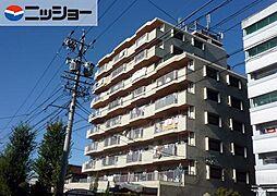 コーポ白鳥[7階]の外観