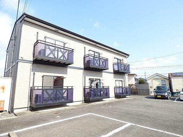 エトワール風間 2階の賃貸【長野県 / 長野市】