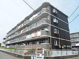ラフォーレ渡瀬A[1階]の外観
