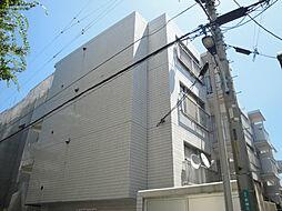 東京都国立市青柳3丁目の賃貸マンションの外観