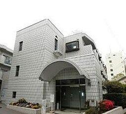 東京都目黒区中目黒3丁目の賃貸マンションの外観