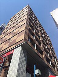 プレミアステージ三田慶大前[3階]の外観