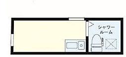 東京都板橋区上板橋3丁目の賃貸マンションの間取り