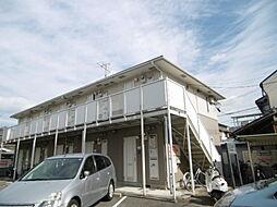 プロパティ中小阪A棟 102号室[1階]の外観