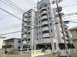 愛媛県松山市竹原4丁目の賃貸マンションの外観