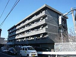 大阪府茨木市南春日丘2丁目の賃貸マンションの外観
