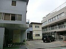 周辺環境:成城木下病院