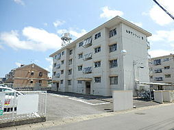 光栄マンション B棟[305号室]の外観