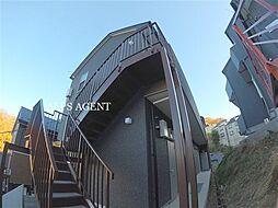 神奈川県横浜市南区六ツ川1の賃貸アパートの外観