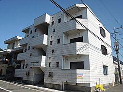 福岡県北九州市八幡西区引野1丁目の賃貸マンションの外観