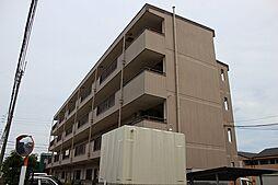 愛知県あま市篠田長堀の賃貸マンションの外観