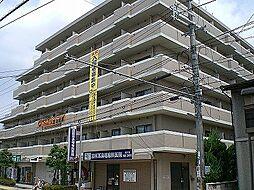 ボーン宇治Ⅰ号館[6階]の外観