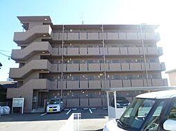静岡県磐田市福田中島の賃貸マンションの外観