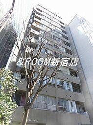 トーカン新宿キャステール[401号室]の外観